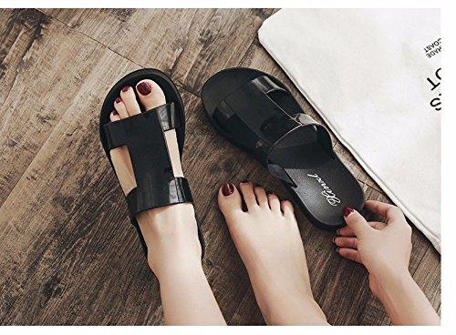 LIUXINDA-XZ und Deutsche Mode Sommer Sandalen Hausschuhe Hausschuhe und LIUXINDA-XZ Pantoffeln. 33cf37