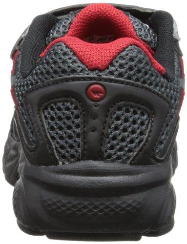 Noir Baskets R156 Enfant Hi tec Mixte Ez red charcoal Junior Black wqpp0I