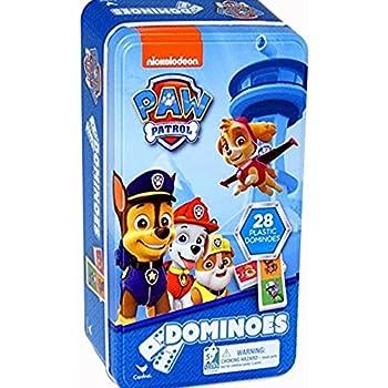 Nickelodeon PAW Patrol Dominoes Tin
