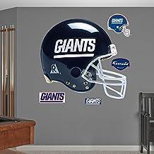 Fathead NFL Team Throwback Helmet Wall Decal