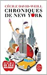 Chroniques de New York par David-Weill