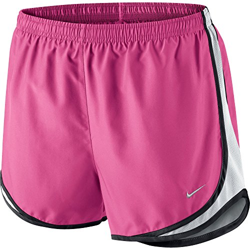 Women's White Short Black Pink Tempo Vivid NIKE qYB8dx0w0