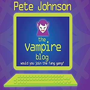 The Vampire Blog Audiobook