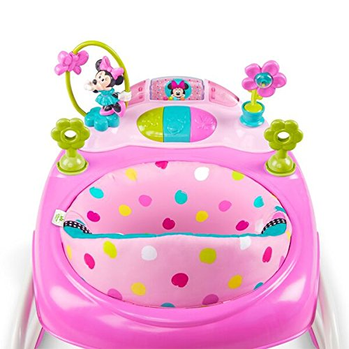 disney baby minnie mouse peek a boo walker pink buy online in uae baby products products. Black Bedroom Furniture Sets. Home Design Ideas