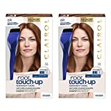 Clairol Nice 'n Easy Root Touch-Up 6R Kit (Pack of 2), Matches Light Auburn/ Reddish Brown Shades of Hair Color, Superior Grey Coverage