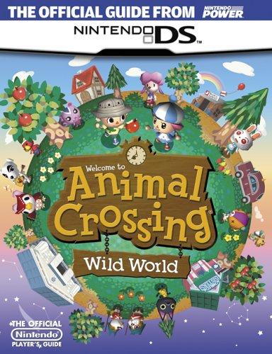 Brilliant Official Nintendo Animal Crossing Wild World Players Guide Short Hairstyles Gunalazisus