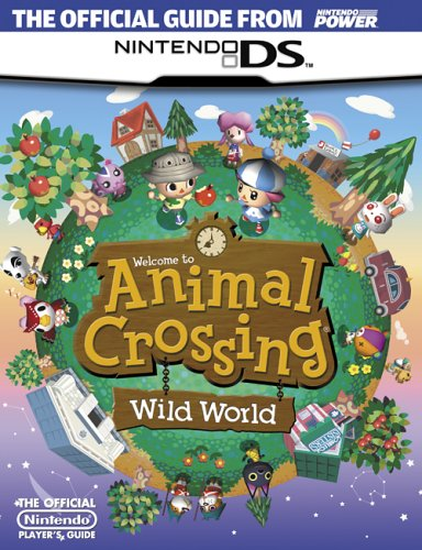 Astonishing Official Nintendo Animal Crossing Wild World Players Guide Hairstyles For Women Draintrainus