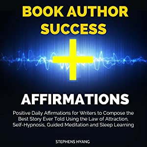 Book Author Success Affirmations Speech