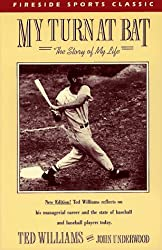 My Turn at Bat: The Story of My Life (Fireside Sports Classics) (Paperback) - Common