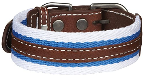 The Life of Ryley Rugby Collar Blue - Small