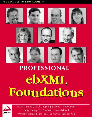 Professional Ebxml Foundations