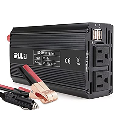 iRULU 150W,200W,300W,500W,800W,1000W,3000W Power Inverter