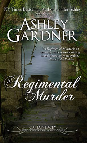 (A Regimental Murder (Captain Lacey Regency Mysteries Book)