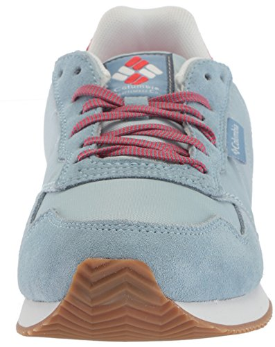 Columbia Kvinners Brussels Sneaker Luftspeiling, Rød Camellia