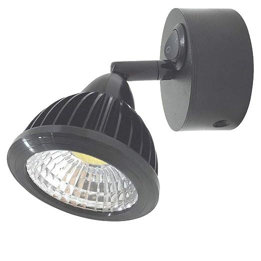 sneakers for cheap a1324 78be6 12v-LEDlight RV Interior LED Reading Lights - Decoration Adjustable Bedside  Light - 12V Wall Sconce Cabinet Closet Spotlight 3W Natural White