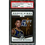 2017 PANINI DONRUSS OPTIC ROOK KINGS #13 DONOVAN MITCHELL RC PSA 10 K2649715.