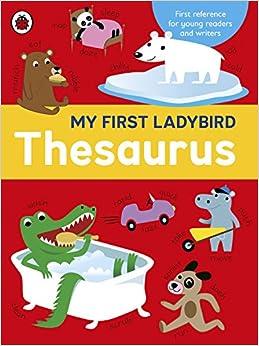 Book My First Ladybird Thesaurus
