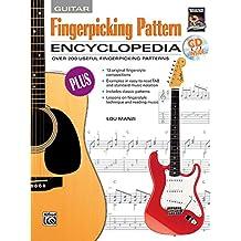 Fingerpicking Pattern Encyclopedia: Over 200 Useful Fingerpicking Patterns, Book and CD