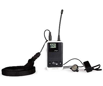 FONESTAR SISTEMAS TOUR-1T Transmisor Inalambrico Negro: Amazon.es: Electrónica