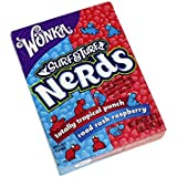 Wonka Nerds Surf 'n' Turf (Tropical Punch & Raspberry) 46.7g x1 Box