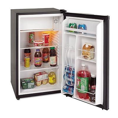 Avanti AVARM3316B Refrigerators, Bins, Space Saving, CFC Free, Energy Star, 3.3 cubic feet Chiller
