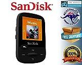 SanDisk - Clip Sport Plus 16GB Bluetooth MP3 Player