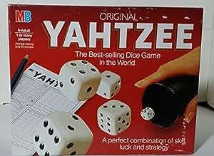 Original Yahtzee