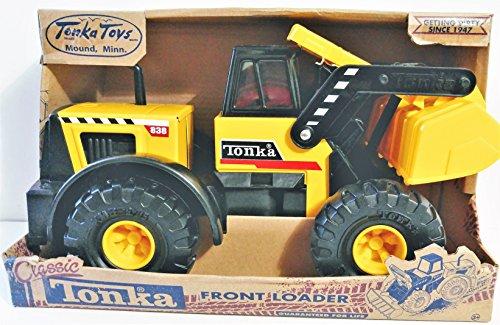 Tonka Classic Front Loader Vehicle 90635