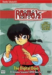 Ranma 1/2: Season 1: The Digital Dojo; TV Anime Season 1 DVD Box Set