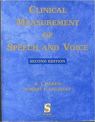 clinical-measurement-of-speech-voice-speech-science