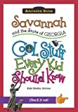 Savannah and the State of Georgia, Kate Boehm Jerome, 1439600910