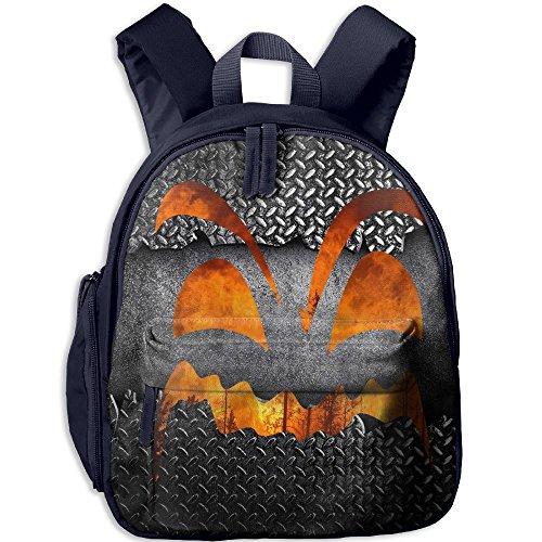 Baby Boys Girls Toddler Halloween Grimace Pre School Backpack School -