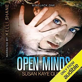 Amazon com: Open Minds: Mindjack, Book 1 (Audible Audio