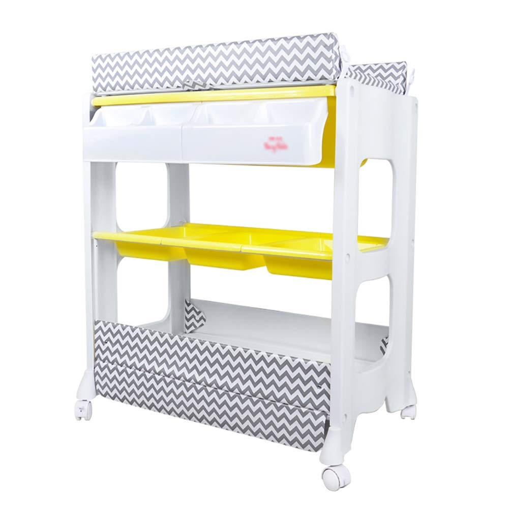 Baby Diaper Changing Table Unit Size : Style 1 Infant Newborn Nursery Station Dressing Changer Style Optional
