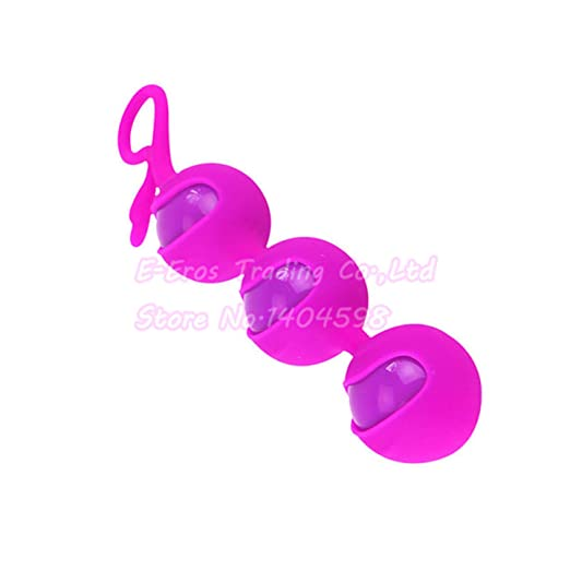 Amazon.com: Rings Products Women Sillicone Vagina Exercise Centrifugal Koro Ball Toys,Bullet Vibradors Rechargeable: Health & Personal Care