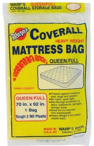Warps CB-70 70'' X 92'' Medium Mattress Storage Bag