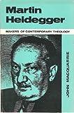 Martin Heidegger, John Macquarrie, 0804206597