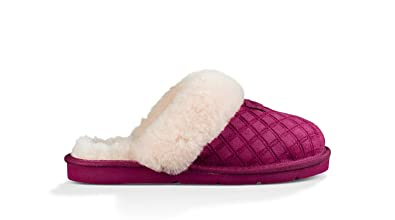 17737ac2334 UGG Women's Cozy Double Diamond Holiday Box Slippers