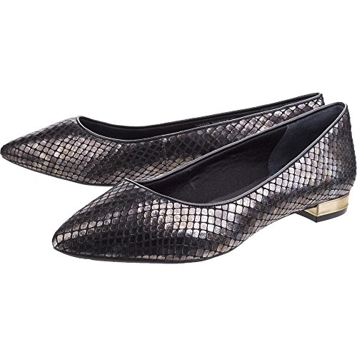 RockportTOTAL MOTION ADELYN Ballet - Bailarinas Mujer Black AM Lux