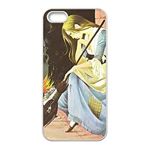 Cinderella Case Cover For iPhone 5S Case