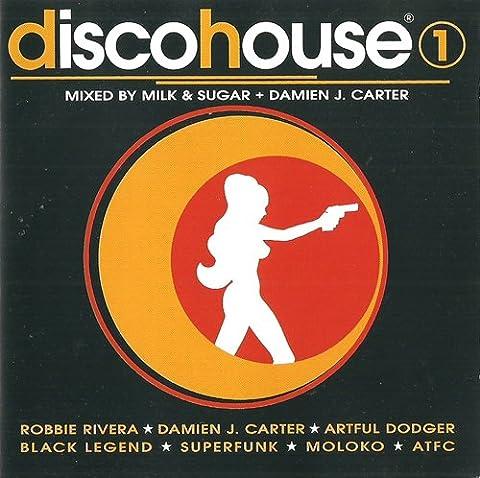 Nonstop Dj-Mixed Dance Music (Compilation CD, 38 Tracks) (Lisa Paz)