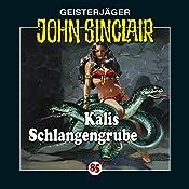 Kalis Schlangengrube (John Sinclair 85) | Jason Dark