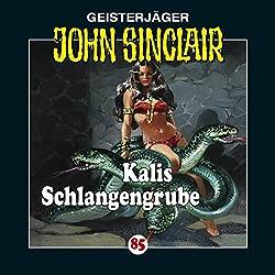 Kalis Schlangengrube (John Sinclair 85)