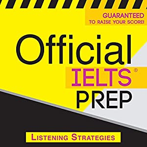 Official IELTS Prep Audiobook