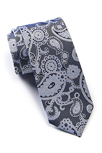 Ben Sherman William Paisley Silk Tie
