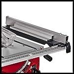 Einhell-Sega-Circolare-da-Tavolo-a-Batterie-Te-Ts-36210-Li-Solo-Power-X-Change-Ioni-di-Litio-2X-18-V-Piano-in-Alluminio-Softstart-con-Guida-Angolare-Senza-Batteria-e-Caricabatteria