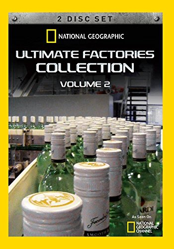 (Ultimate Factories Collection Volume Two (2 Discs))