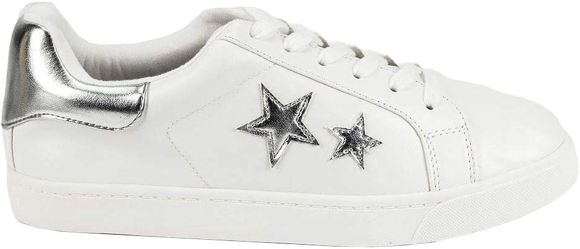 Amazon.com | Soda Star Leopard Sneakers