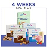 Doctors Best Weight Loss - 4 Week Men Meal Plan / Healthy Meal Replacement Weight Loss & Healthy LifeStyle