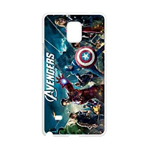 Classic Case The Avengers pattern design For Samsung Galaxy Note 4 Phone Case